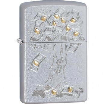 Зажигалка ZIPPO MONEY TREE DESIGN 29999