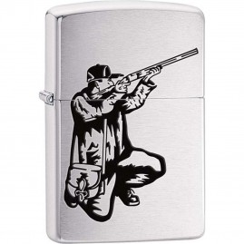 Зажигалка ZIPPO 200 VECTOR RIFLE AND HUNT