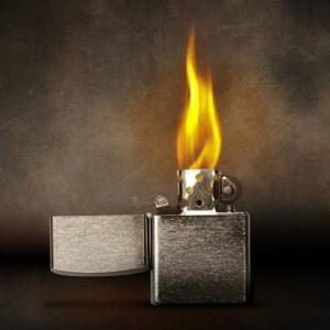 Бензиновые зажигалки, в которых не испаряется бензин: существуют или нет?